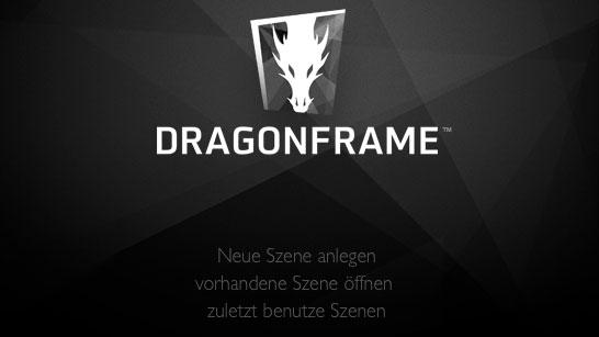 Stop Motion Software Dragonframe
